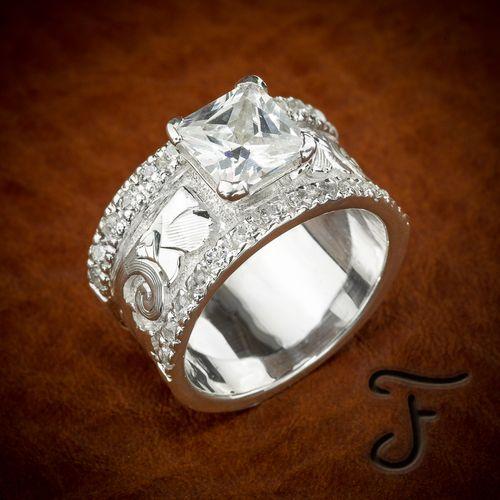 best 25 western wedding rings ideas on
