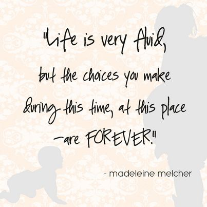 Madeleine Melcher - Article- Unplanned pregnancy options
