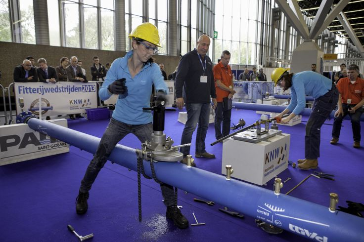 Pipefitting competition