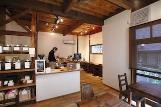 【shop in Kmakura】ISHIKAWA COFFEE 鎌倉市山ノ内明月谷197-52