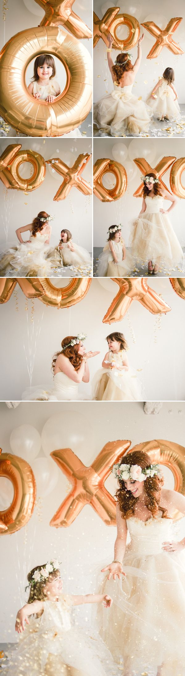 Sweet Glitter Tea Party Styled Shoot (From Kathryn Bass Bridal)