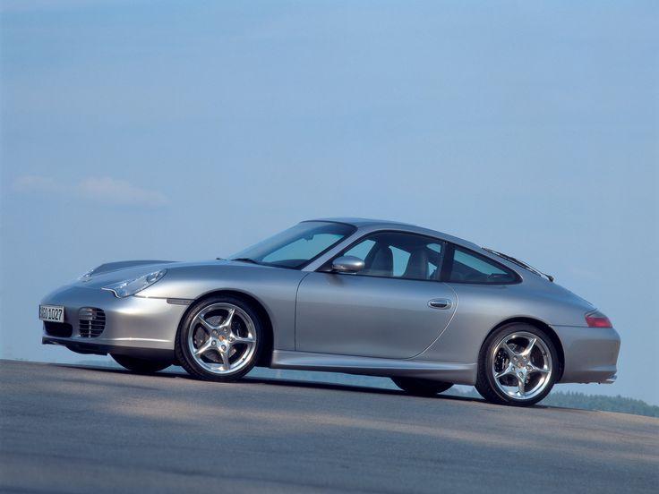 """Porsche 911 Carrera """"40 Jahre 911"""" (996) '2004"""