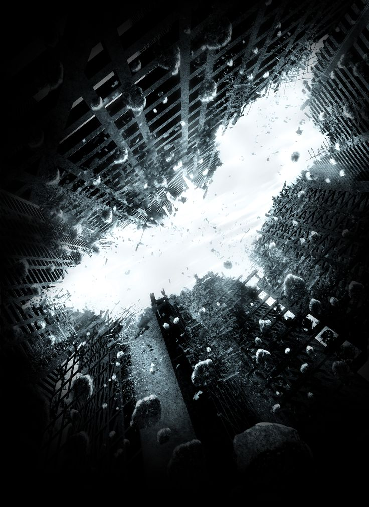 """""""The Dark Knight Rises."""" Great movie with a lot of plot holes - it was almost more fun to talk about the plot holes after than to watch the actual movie! Bane sounded ridiculous, I didn't really like Anne Hathaway, but it was still exciting, very cool, and enjoyable to watch."""