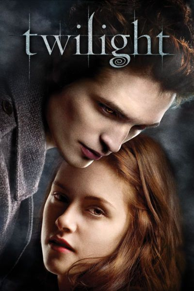 High-school student Bella Swan (Kristen Stewart), always a bit of a misfit, doesn't expect life to change much when she moves from sunny Arizona to rainy Washington state. Then she meets Edward Cullen (Robert Pattinson), a handsome but mysterious teen whose eyes seem to peer directly into her soul. Edward is a vampire whose family does not drink blood, and Bella, far from being frightened, enters into a dangerous romance with her immortal soulmate.