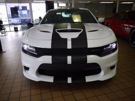 "2015 2016 2017 Dodge Charger 10"" Plain Rally Stripe Stripes graphics set Fit all SXT R/T Scat Pack Hellcat by SuperbDecalsLLC on Etsy"