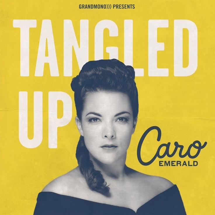 single cover art: caro emerald - tangled up [03/2013]