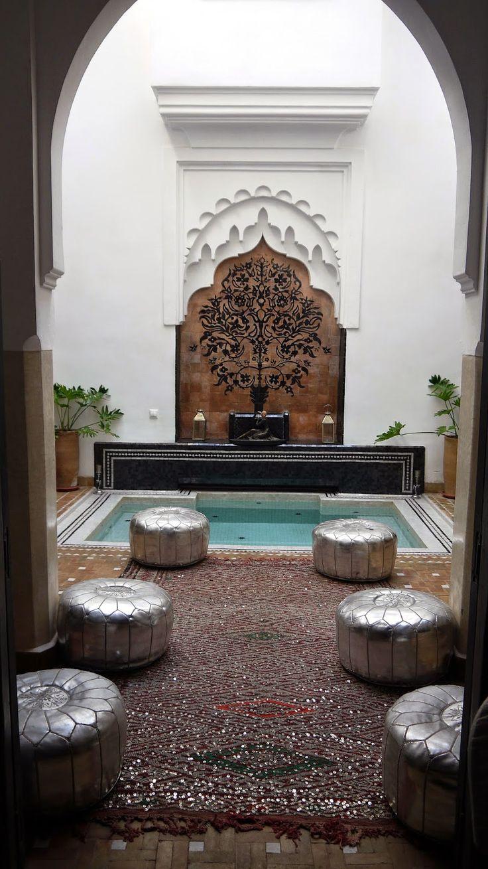The Aussie Flashpacker: Luxury Hotel Review: Riad Star, Marrakech, Morocco.