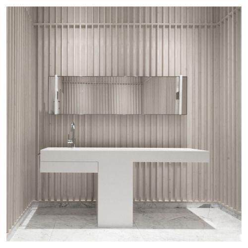 styletaboo: David Chipperfield - Bathroom [Carine Roitfeld's apartment - Paris]