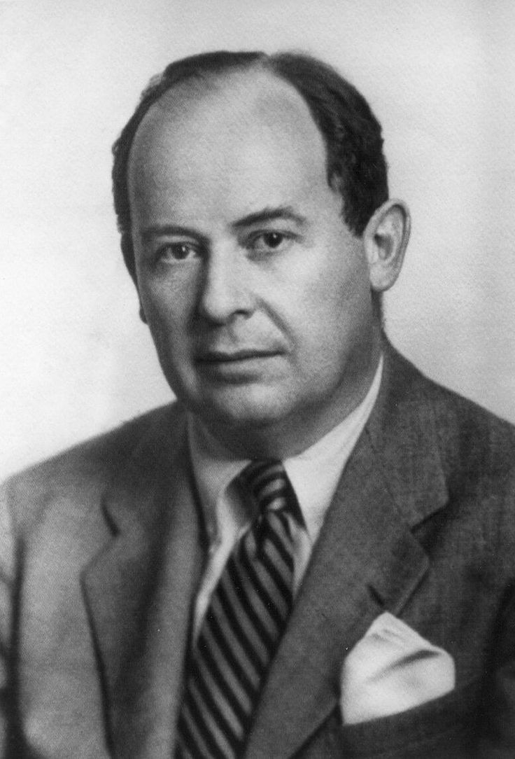 John von Neumann-American mathematician founding father of game theory (the application of mathematics to economic, military, political, and social conflict) and computer design.