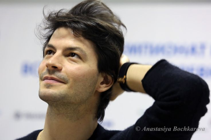 at Fan Meeting in Moscow, Nov. 2013