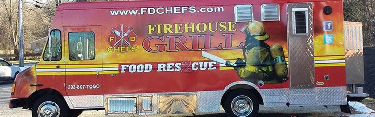 Firehouse Grill & Food Truck has been kind enough to donate three $20 giftcards as one of our prizes for tomorrows various contests! Make sure to check out their facebook and website to see all the food that can compare to ANY restaurant