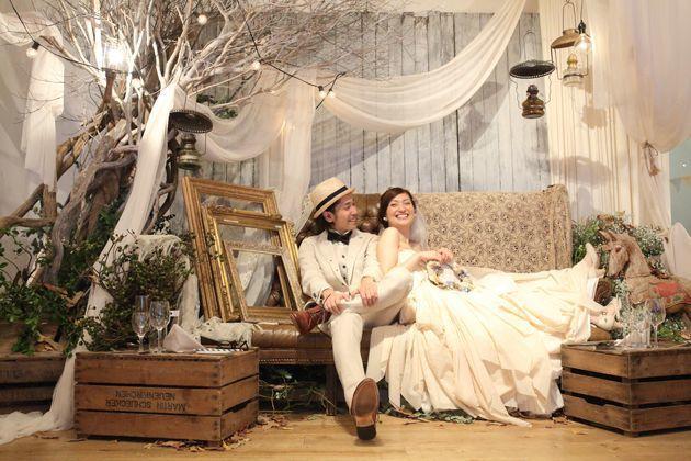 original wedding, the hotel CLASKA