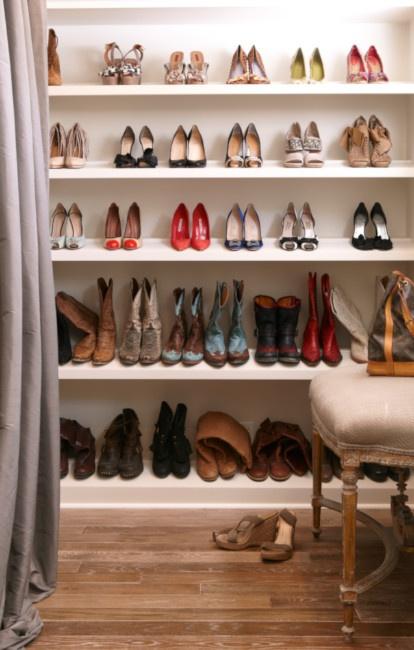 Shoe Closet Definitely Need This!
