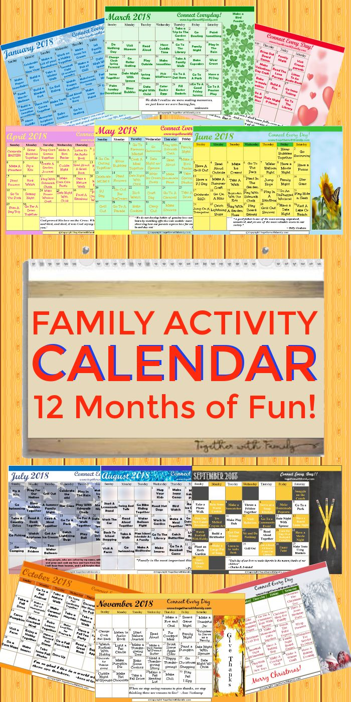 I love this #Family Activity Calendar that helps you be more intentional in your parenting by giving you activities that are simple, but intentional to do together. This was a great find and my kids love them! #kids #kidsactivities