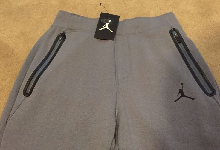 Mens Nike Air Jordan Lite Fleece Bottoms  AJ 23 Jumpman Ltd Edition XL RRP£90