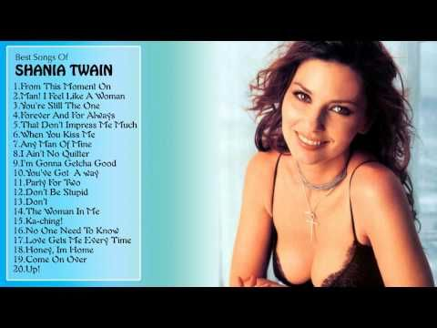 Best Songs Of Shania Twain (Full Album HD) || Shania Twain's Greatest Hits