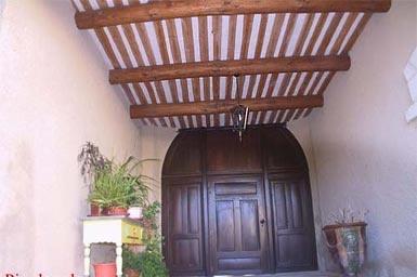 Pose plafonds provençal - Lambris - Charme et authenticité des plafonds d'antan