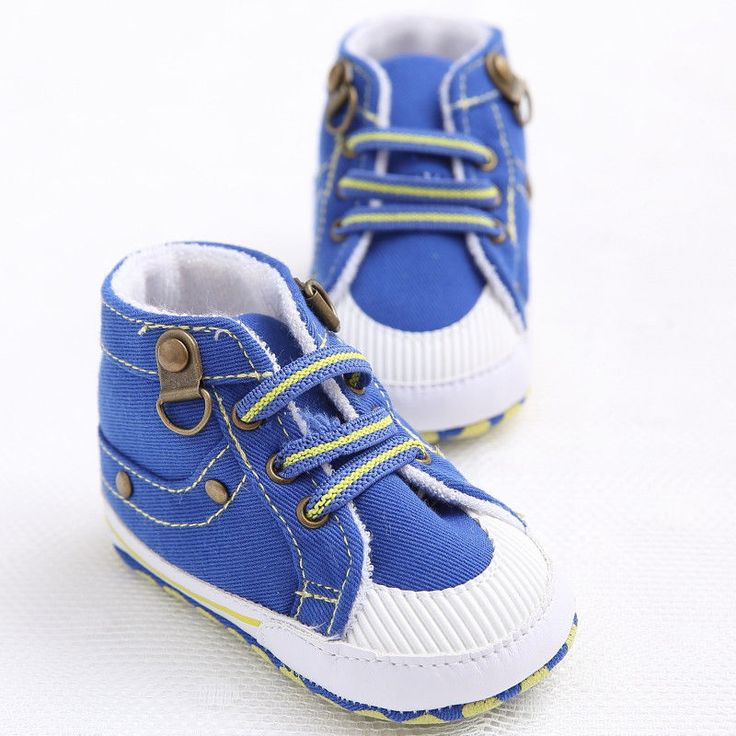 NEW Winter Sneakers Baby Girl Boy Shoes Kids Toddler Soft Sole Prewalker Sizes 1 #Unbranded #CribShoes