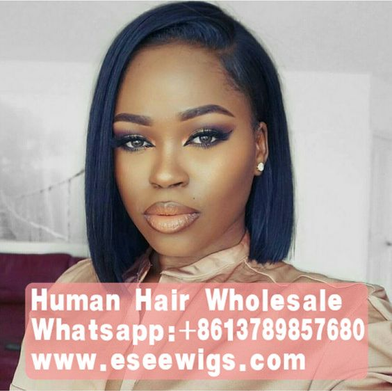 Lace Front Wig Deep Part 45 Inch In Stock Bob Style Lace Wig Silky
