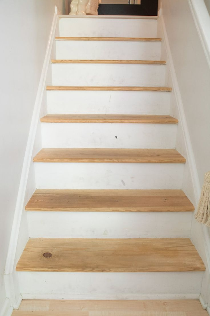 Best How To Refinish Stairs That Were Carpeted In 2020 400 x 300