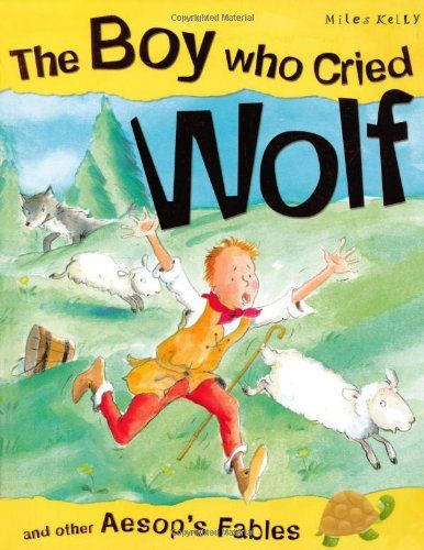 the boy who cried wolf script for kids