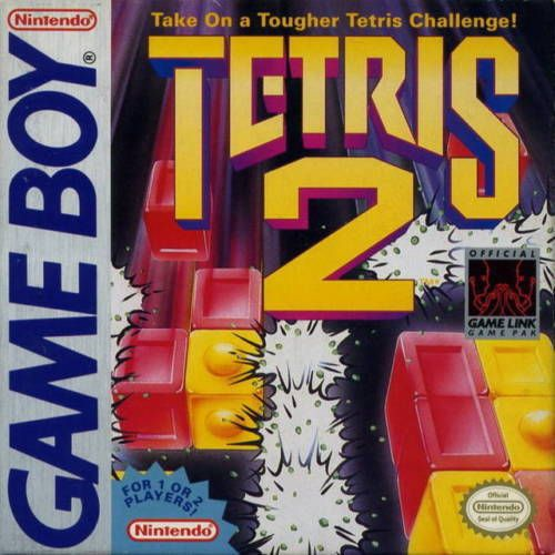 Complete Tetris 2 - Game Boy