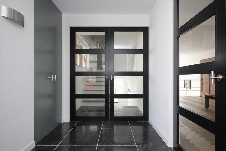 ontwerp vrijstaande woning.Ontworpen door Vive la Maison interieurstyling, Hendrik ido Ambacht