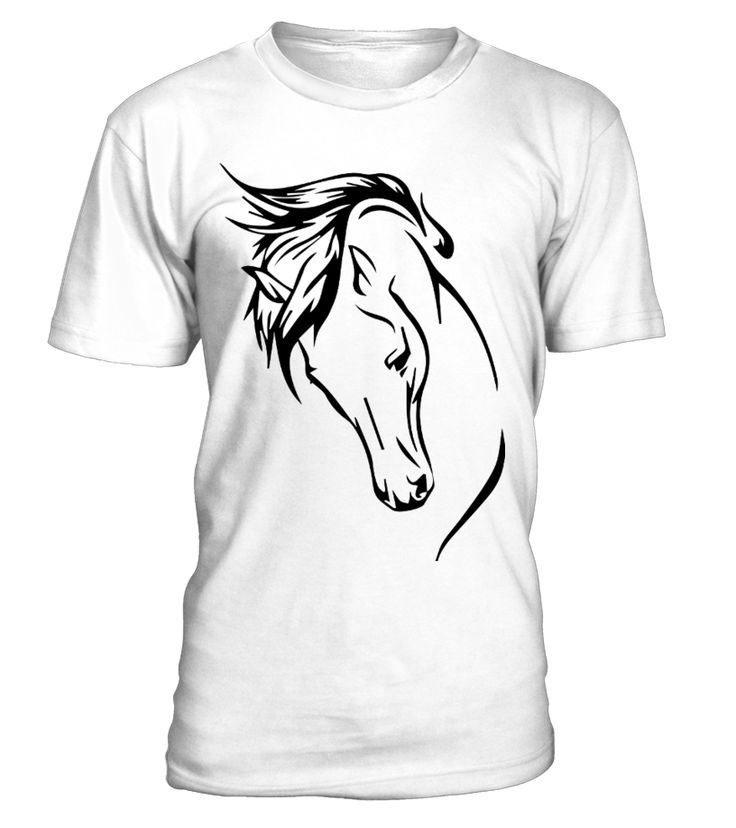 Horse Face - Limited Edition  Funny Horse T-shirt, Best Horse T-shirt