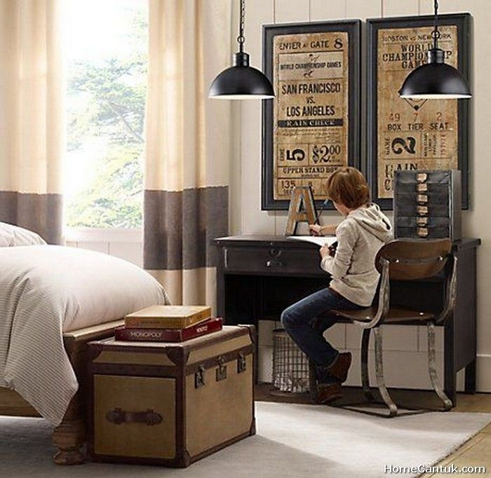 60 Boys Baseball Themed Bedroom Ideas 30