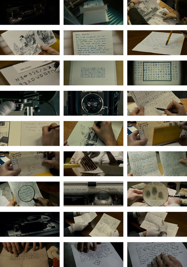 Zodiac (2007) / Dir. David Fincher / DP. Harris Savides