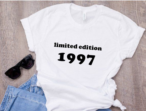 30 Years Old Womens Birthday Shirt Shirts 30th Gifts Woman 90s