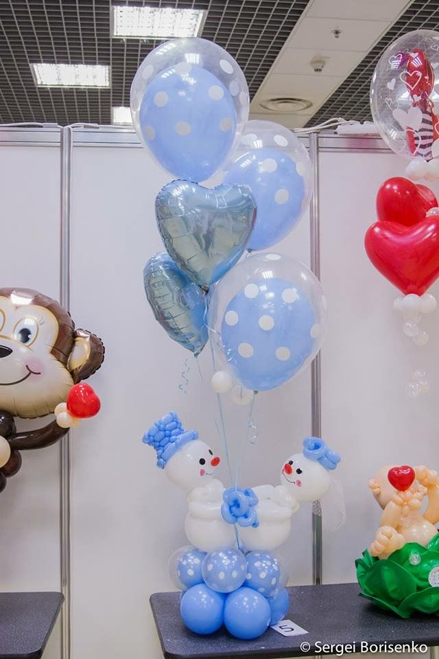Best balloons snow images on pinterest christmas