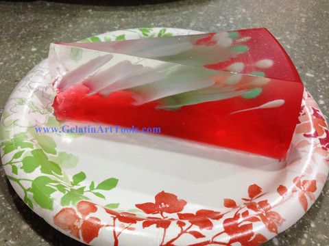 Cake Decorating Gelatin : 17 Best images about flower jelly on Pinterest Powder ...