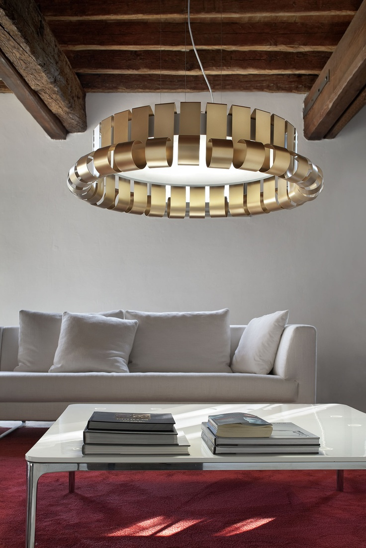 Masiero Lights - I have a thing for chandeliers these days.
