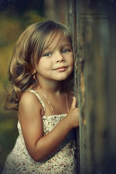 Stunning closeup of beautiful little girl ♒ www.pinterest.com/WhoLoves/Beautiful-Faces