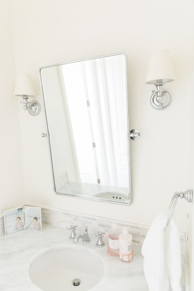 20 Beautiful Bathroom Mirror Ideas To Shake Up Your Morning
