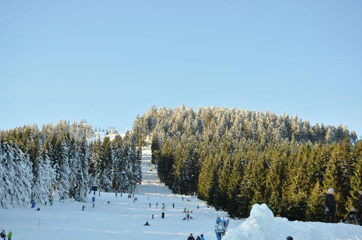 #Ski am Hexenritt in #Braunlage am #Wurmberg