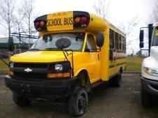 4X4 2007 Chevrolet Bluebird Bus