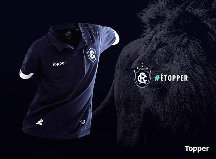 Camisas do Remo 2017-2018 Topper