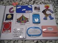 Trasteando en casa: Lenguaje  Libro viajero de las letras