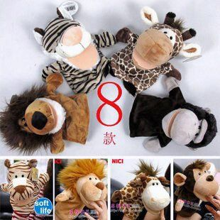 Кэндис го! Супер nice плюш игрушка ники лес животное кукла-марионетка, надеваемая на руку комплекты влюбленность самые 4 шт a lot