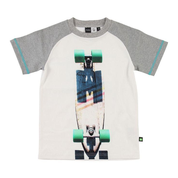 Molo Rafe Skateboard T-shirt