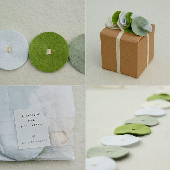Idea originale per confezionare i regali - Tutorial