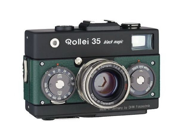 Limited Edition Vintage Rollei 35 Camera