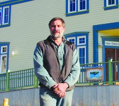 The way Greg Hakonson tells it, the Dawson City Arts Society (DCAS) had its beginnings in a chance encounter with his across-the-street neighbor, artist John Steins.