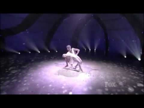 Oh, Travis Wall, the routines you create are unbelievable. #melaniemoore #sytycd