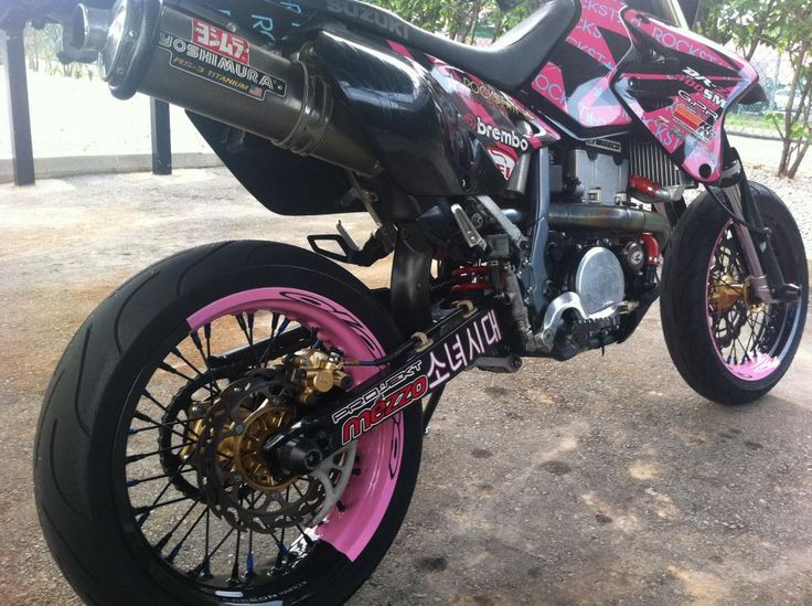 Pink Drz 400 2008 Drz400sm For Sale This Is An Old Pic