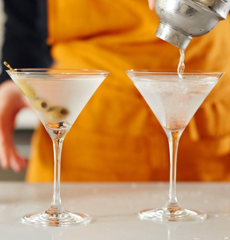 How To Make an EASY Classic Martini recipe. Recipes for dirty vodka martinis don't get simpler than this.