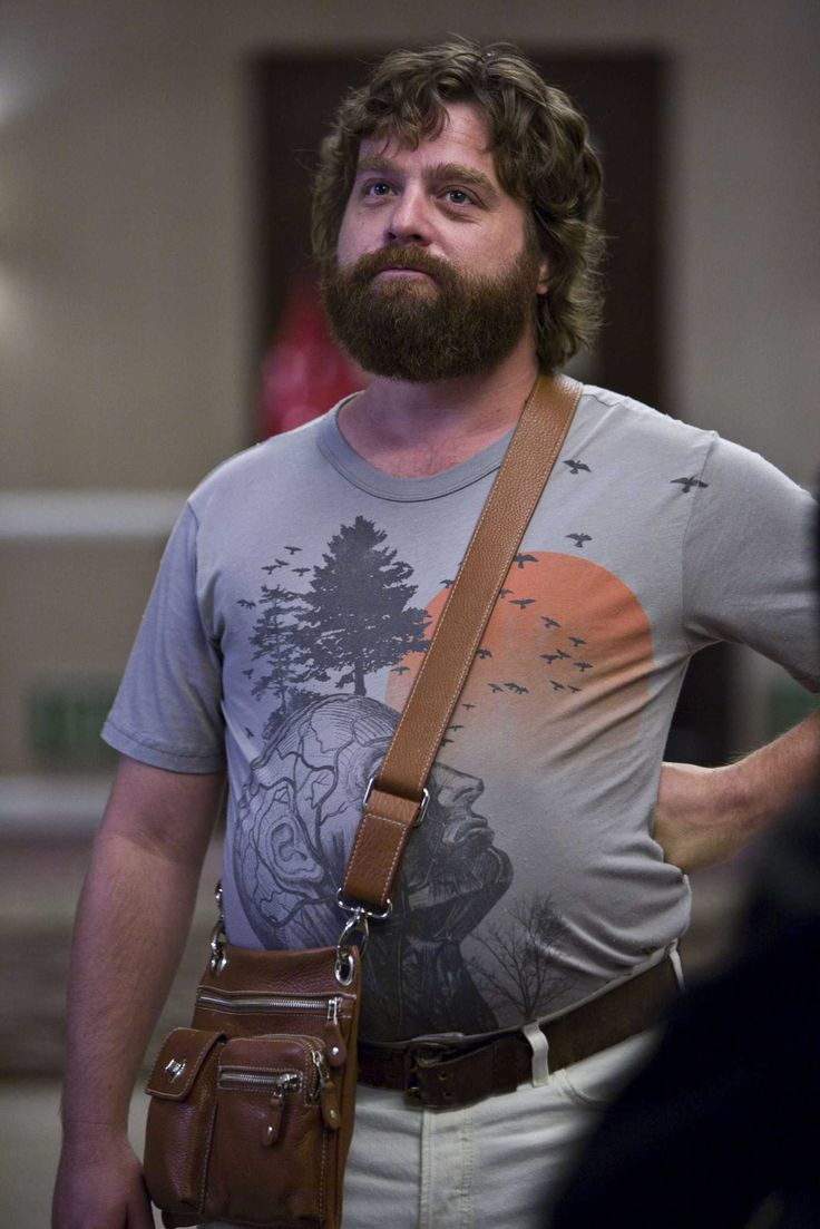 LOL — 24 Zach Galifianakis moments that make you laugh EVERY time.