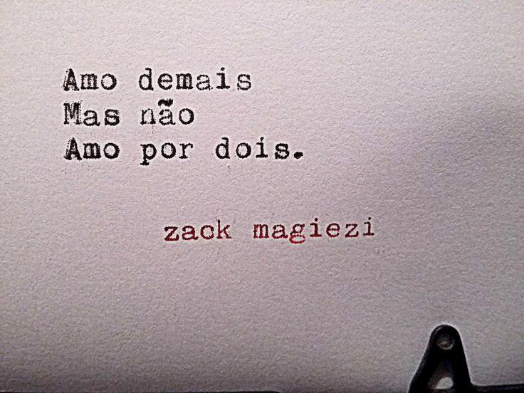 (Estranherismos) por zack magiezi — instagram @zackmagiezi